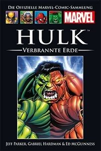 Hachette Marvel Collection 88 - Hulk - Verbrannte Erde