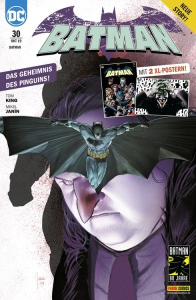 Batman 30 Cover
