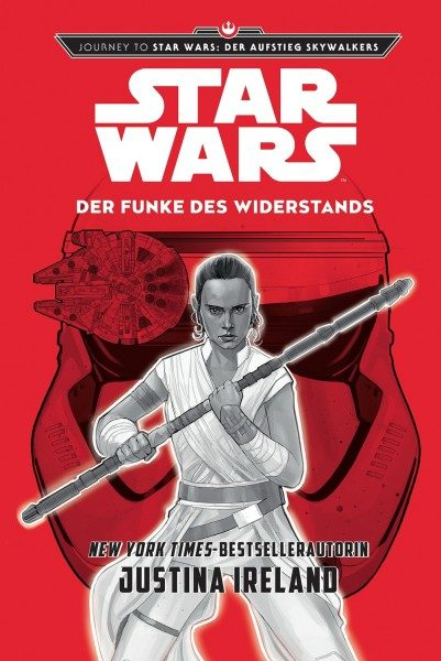 Star Wars - Journey to EP IX - Der Funke des Widerstands Cover