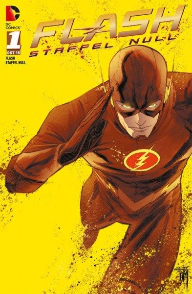 The Flash - Staffel Null 1 Comic Action 2015 Variant