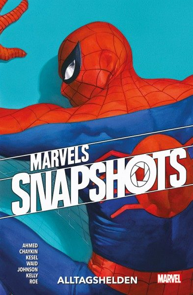 Marvel Snapshots Cover
