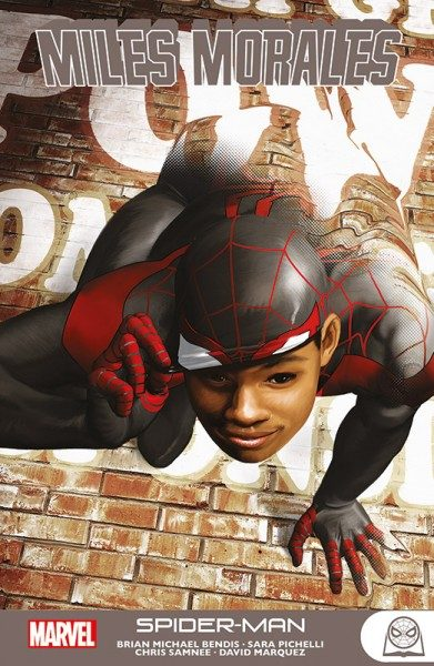Miles Morales - Spider-Man Cover