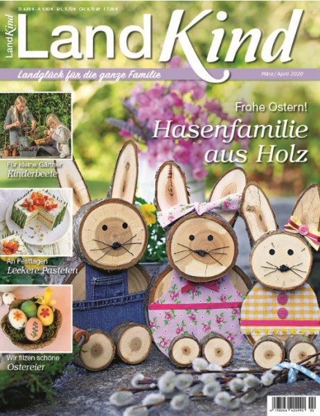 LandKind Magazin 02/2020 Cover