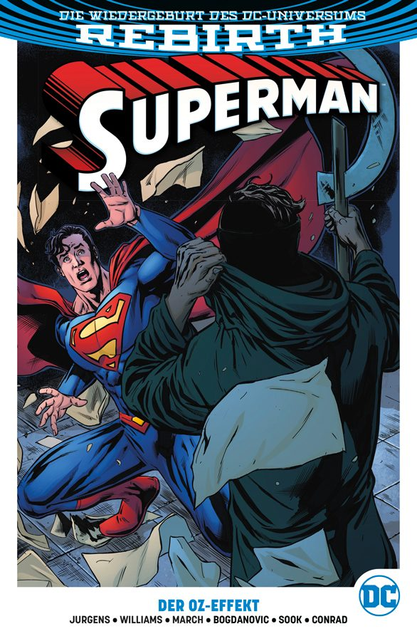 Superman Paperback 5 - Der Oz-Effekt