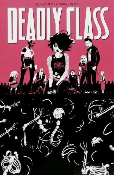 Deadly Class 5: Das Karussell Cover