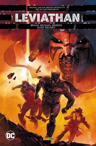 Leviathan 1 Cover