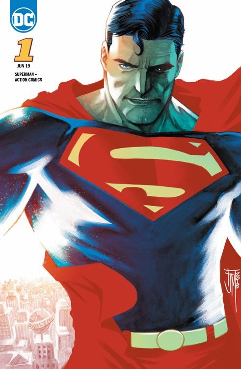 Superman - Action Comics 1 -...