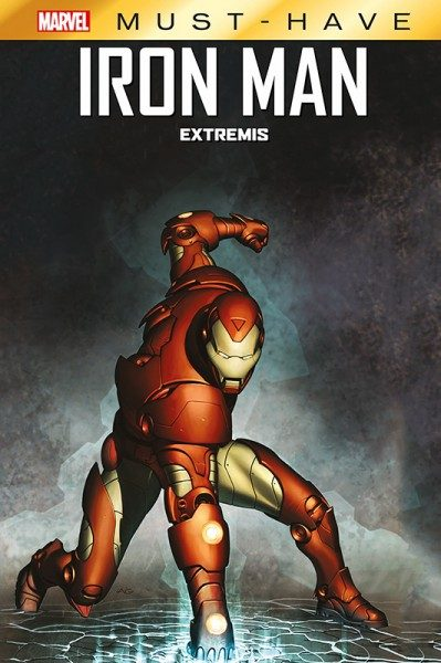 Marvel Must-Have - Iron Man - Extremis Cover
