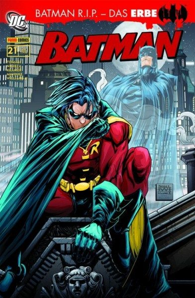 Batman Sonderband 21 - Robin/Nightwing