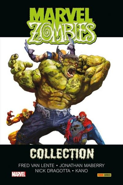 Marvel Zombies Collection 3 Hardcover