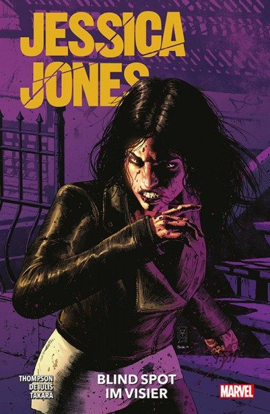 Jessica Jones: Blind Spot im Visier Cover