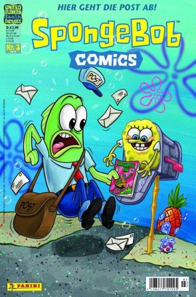 Spongebob Comics 3