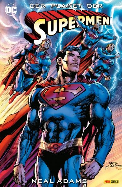 Superman - Der Planet der Supermen Cover