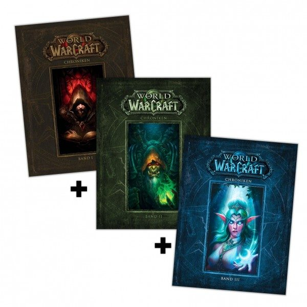 World of Warcraft - Chroniken-Bundle