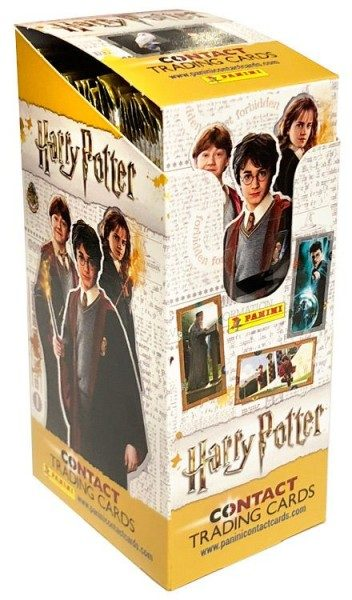 Harry Potter - Contact Trading Cards - Box