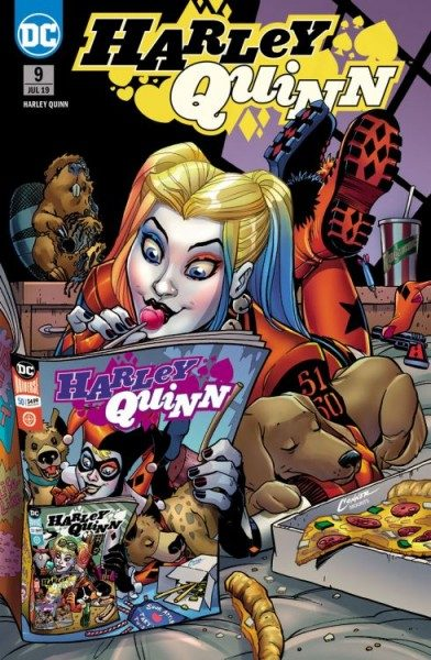 Harley Quinn 9 - Totales Chaos