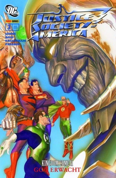 Justice Society of America 3 - Kingdom Come II - God erwacht