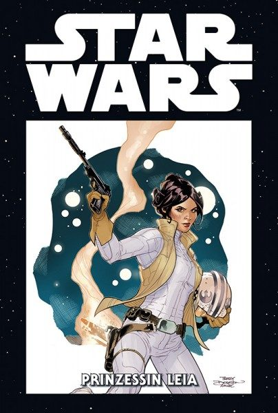 Star Wars Marvel Comics-Kollektion 4 - Prinzessin Leia Cover