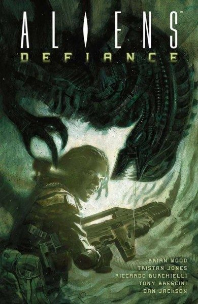 Aliens: Defiance 1 Cover