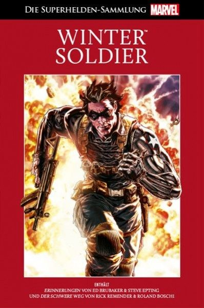 Die Marvel Superhelden Sammlung 59 - Winter Soldier