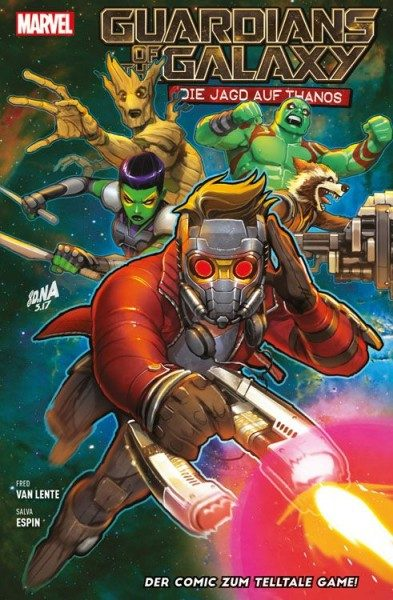 Guardians of the Galaxy - Die Jagd auf Thanos