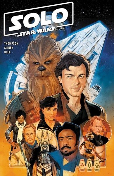 Star Wars Sonderband 114 - Solo - A Star Wars Story Cover