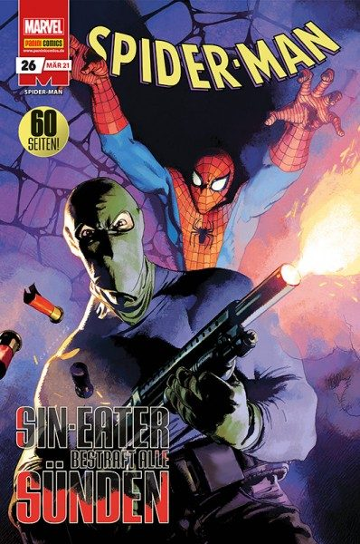Spider-Man 26 Cover