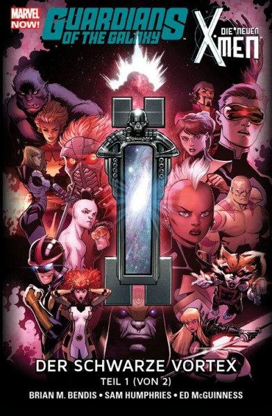 Guardians of the Galaxy & die neuen X-Men - Der schwarze Vortex 1