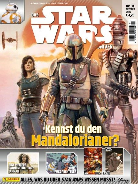 Star Wars Universum 31 Cover