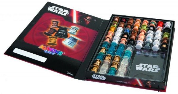 Star Wars Abatons - Collector's Box