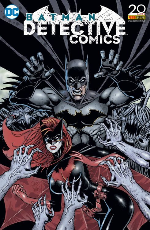 Batman - Detective Comics 8 Comic Con...