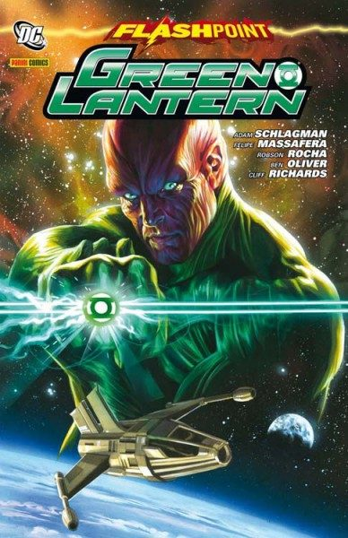 Flashpoint Sonderband - Green Lantern