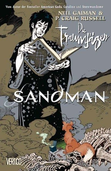 Sandman - Die Traumjäger - Graphic Novel