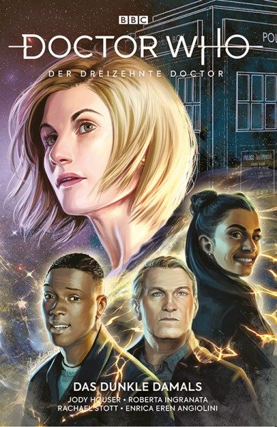 Doctor Who: Der dreizehnte Doctor 2 Cover