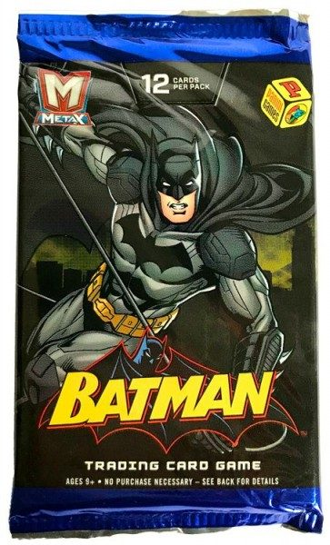 Batman Metax - Trading Card Game - 1 Booster