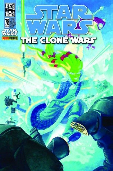 Star Wars 78 - The Clone Wars