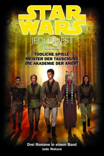 Star Wars - Jedi Quest Sammelband 2