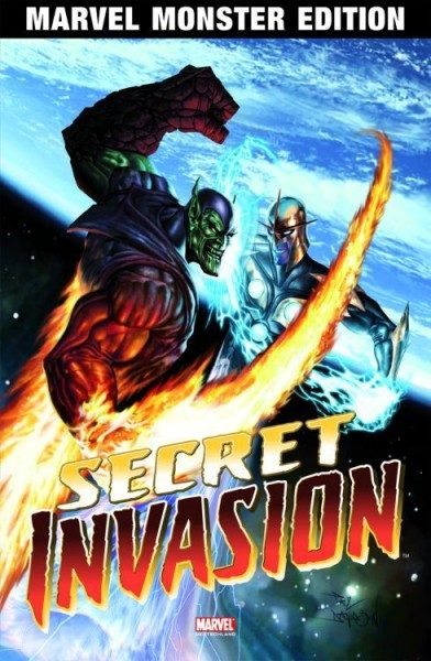 Marvel Monster Edition 32 - Secret Invasion 3