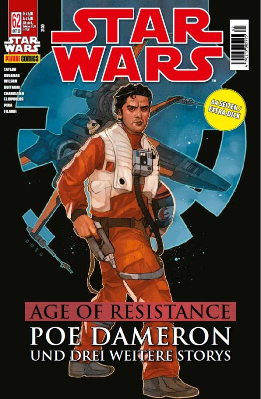 Star Wars 62 - Age of Resistance -...