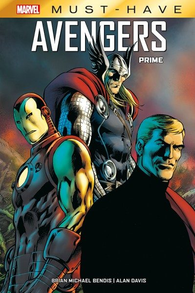 Marvel Must-Have - Avengers Prime Cover