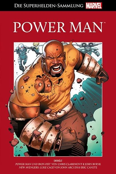 Die Marvel Superhelden Sammlung 14 - Power Man