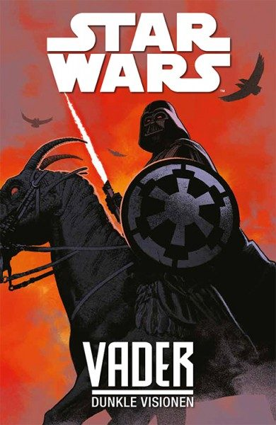 Star Wars Sonderband 117 - Darth Vader - Dunkle Visionen Cover