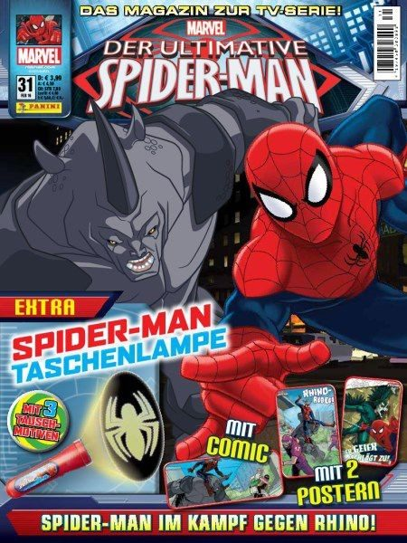 Der ultimative Spider-Man - Magazin 31