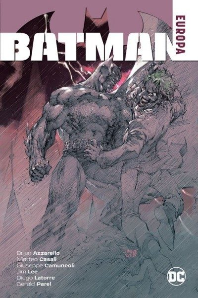 Batman - Europa Hardcover