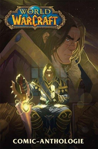 World of Warcraft Comic-Anthologie Cover