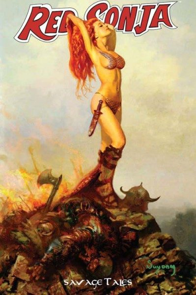 Red Sonja Special 5