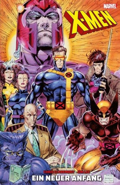 Die X-Men von Chris Claremont & Jim Lee