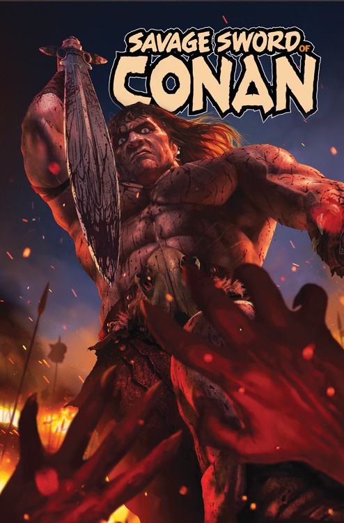 Savage Sword of Conan 1 - Der Kult...
