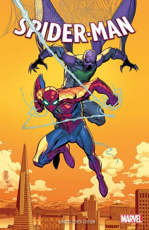 Spider-Man 1 (2016) Variant - Comic...