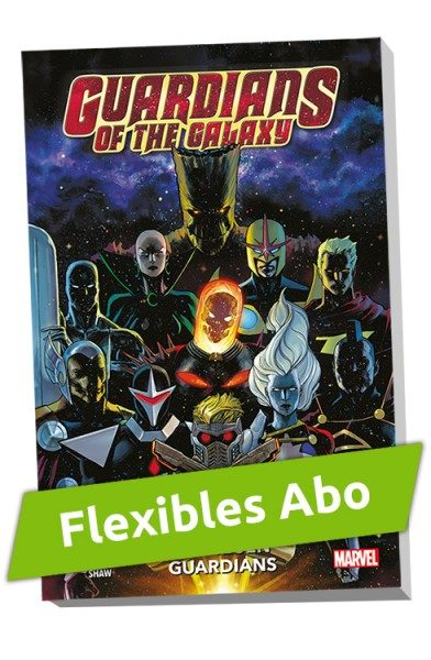 Flexibles Abo – Guardians of the Galaxy